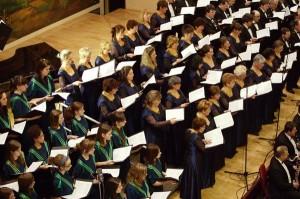 A Magyar Rádió 60 éves ünnepi koncertje a budapesti Olasz Intézetben.