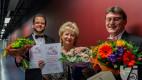 AZ ÉVAD KONCERTJE hangversenyen került átadásra Az évad művésze díj és emlékplakett